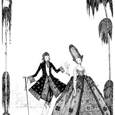 From the Fairy Tales of Charles Perrault, Harry Clarke